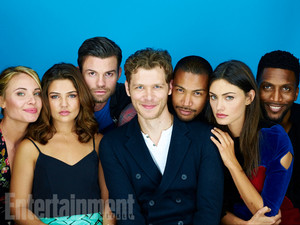 The Originals Cast at 2015 Comic-Con