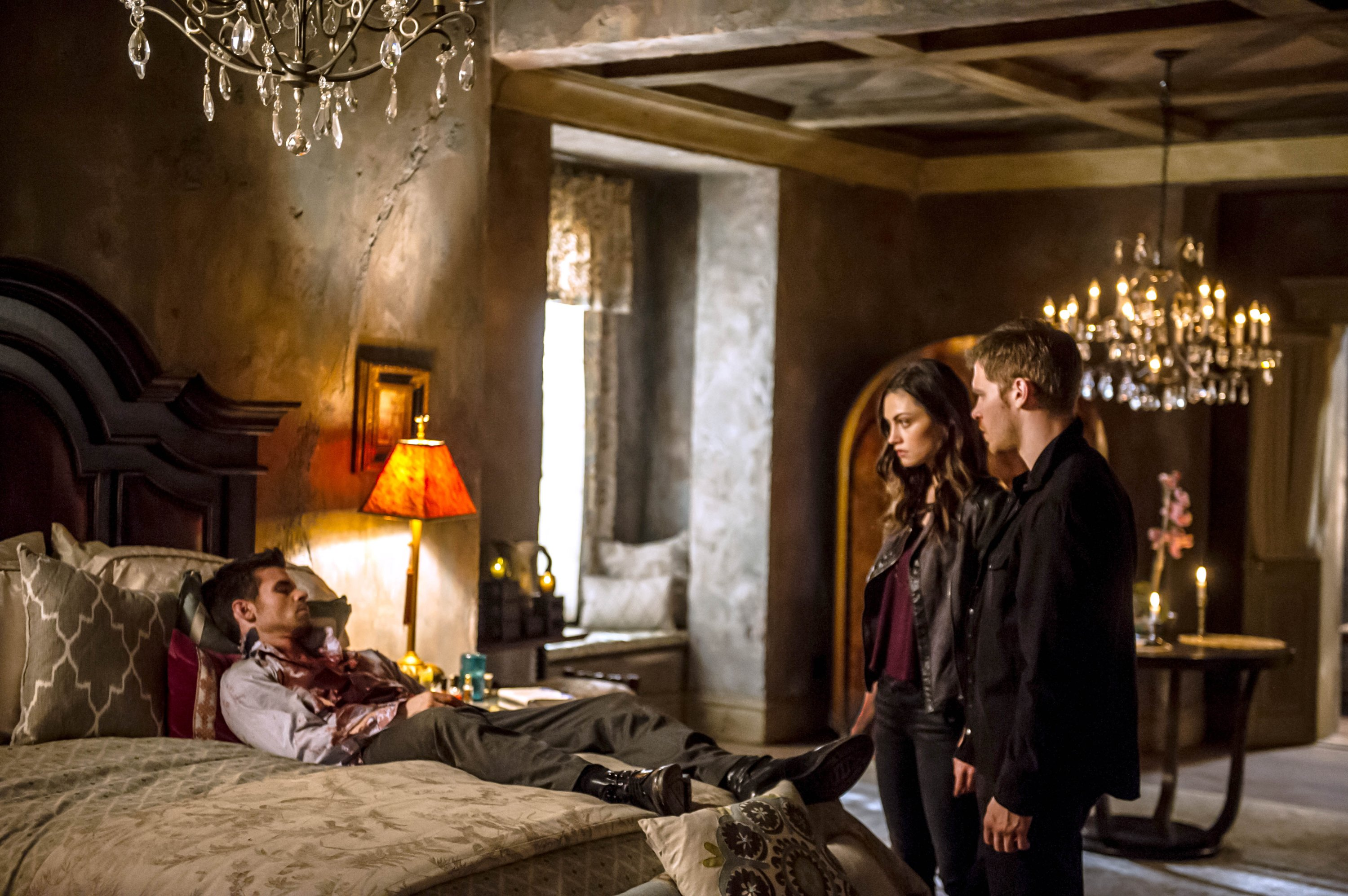 """The Originals """"Wheel Inside the Wheel"""" (2x06) promotional picture"""