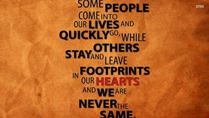 The People in our Lives