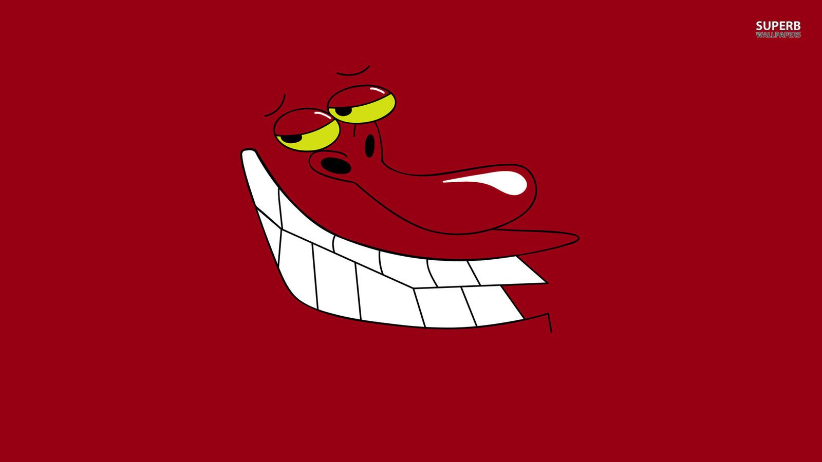 the red guy cartoon network wallpaper 38680115 fanpop