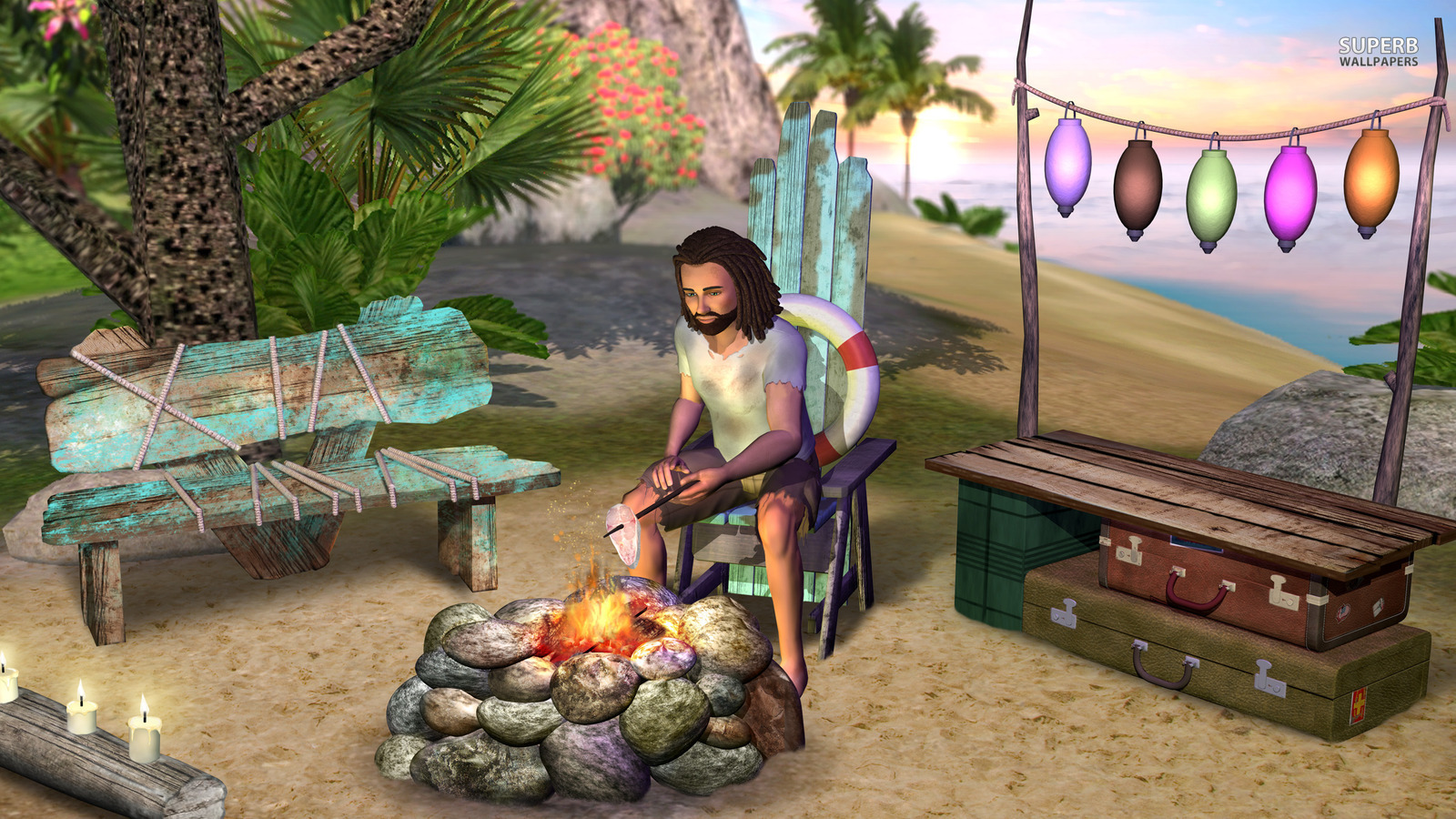 The Sims 3 The Sims 3 Wallpaper 38685028 Fanpop