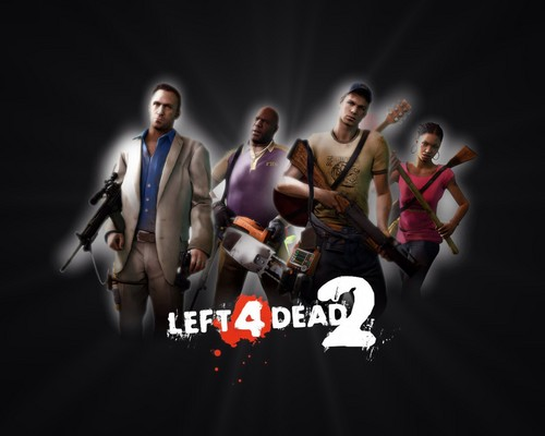 Left 4 Dead 2 fond d'écran called The Survivors