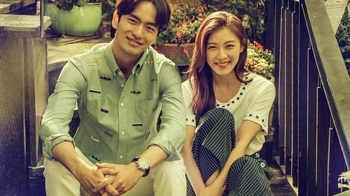 Drama Korea kertas dinding titled The Time We Were Not In Cinta kertas dinding