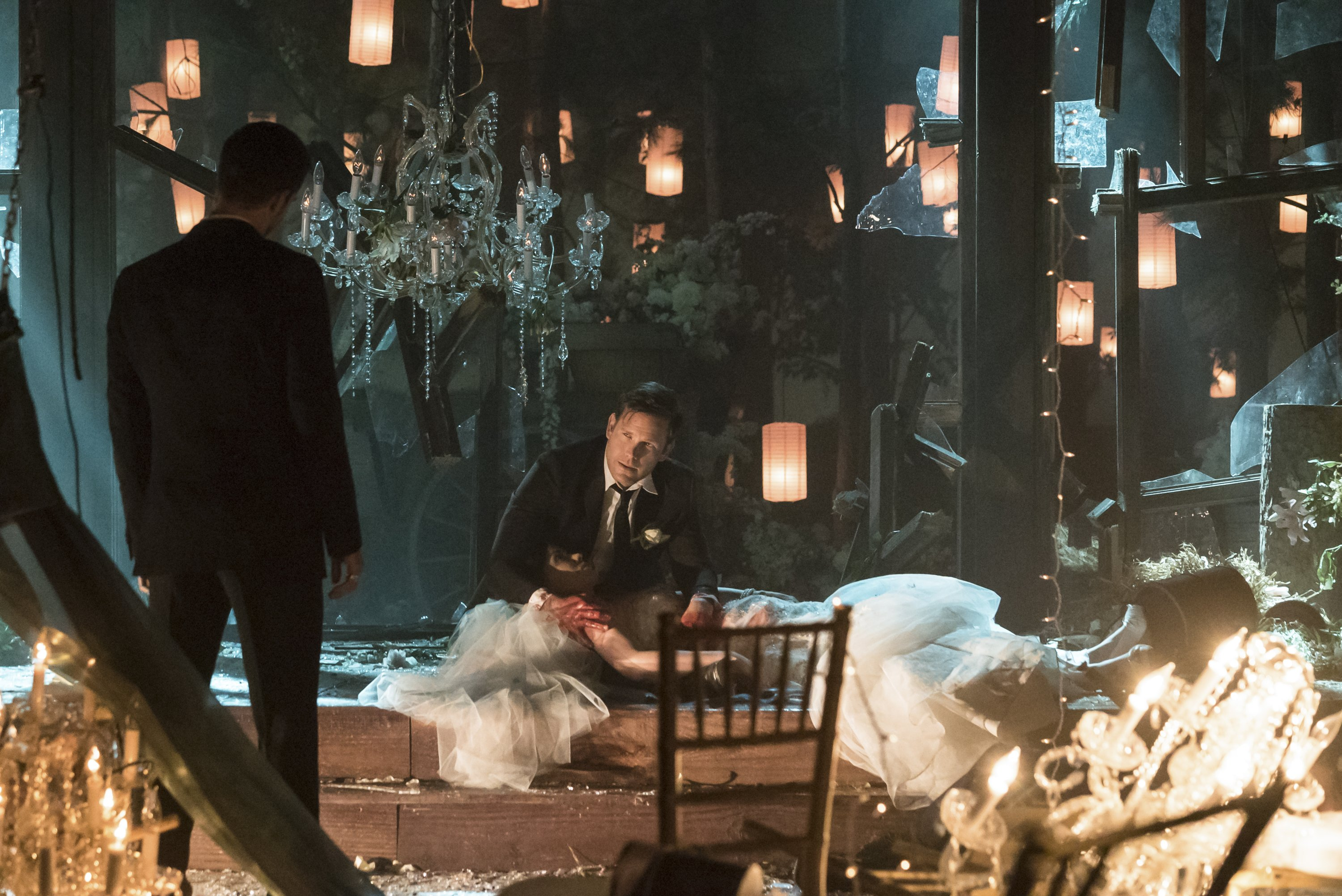 """The Vampire Diaries """"I'm Thinking of tu All the While"""" (6x22) promotional picture"""