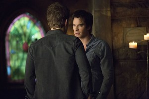 "The Vampire Diaries ""The madami You Ignore Me, the Closer I Get"" (6x06) promotional picture"