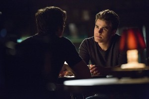 """The Vampire Diaries """"The もっと見る あなた Ignore Me, the Closer I Get"""" (6x06) promotional picture"""