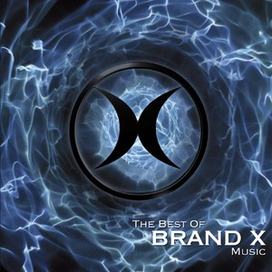 The best of Brand X 음악