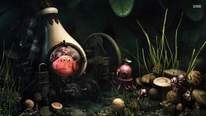 Underwater Aliens