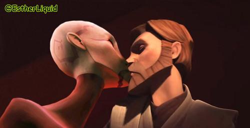 ster Wars: Clone Wars achtergrond entitled Ventrobi