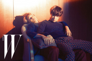 W KOREA August 2015 TAEMIN 더블유 태민