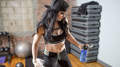 WWE Divas wallpaper with a hip boot called WWE Body Series - Paige