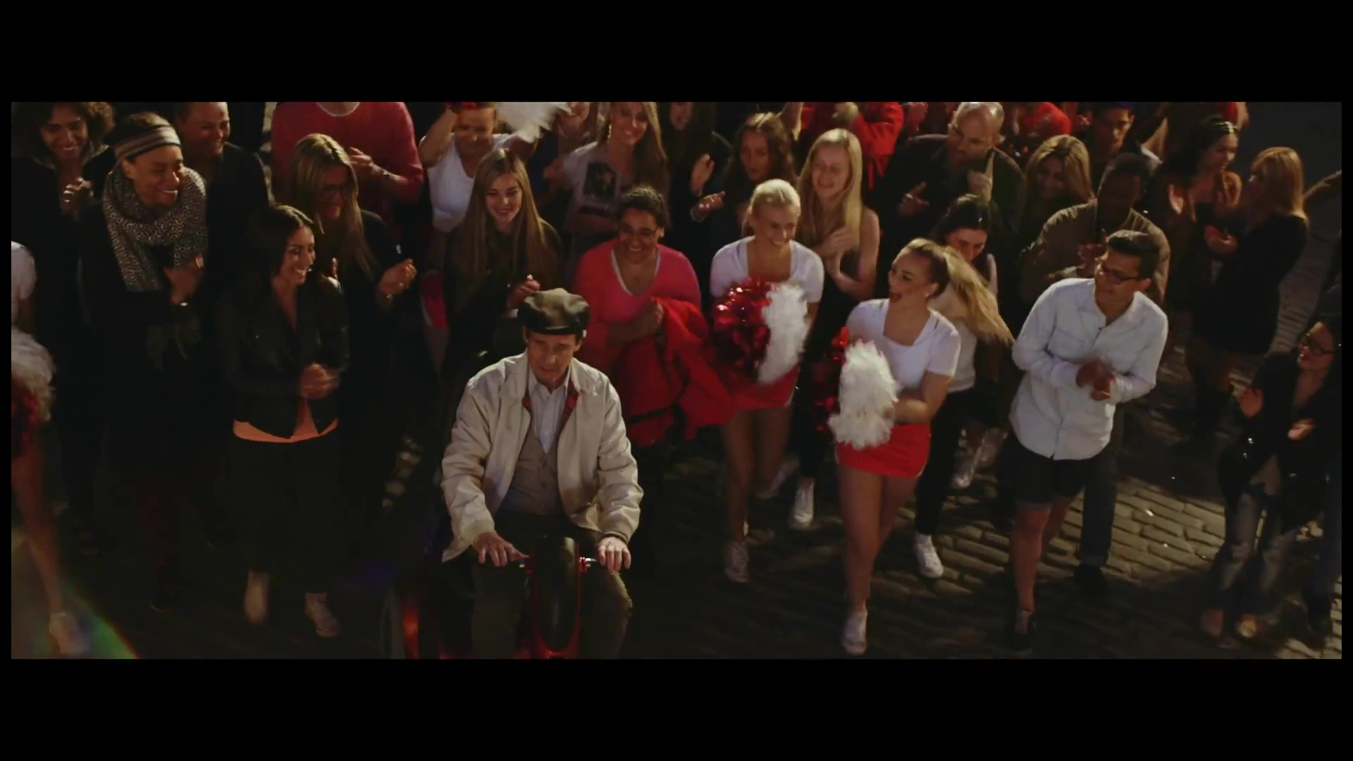 an analysis of waiting for love a music video by avicii The nights by avicii is an ode to good fun and also to the singer's father the pirate-y fight (as described by the writer nicholas furlong) sound to the song was inspired by the.