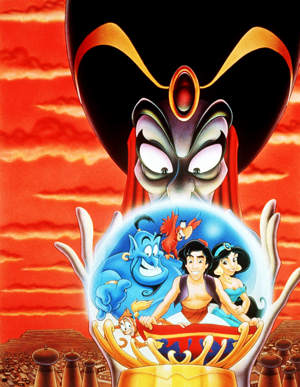 Walt Disney Posters - Aladin 2: The Return of Jafar