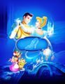 Walt 迪士尼 Posters - 灰姑娘