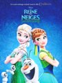 Walt Disney Posters - La Reine des Neiges Fever