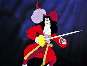 Walt Disney Screencaps - Captain James Bartholomew Hook