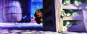 Walt Disney Screencaps - Lady