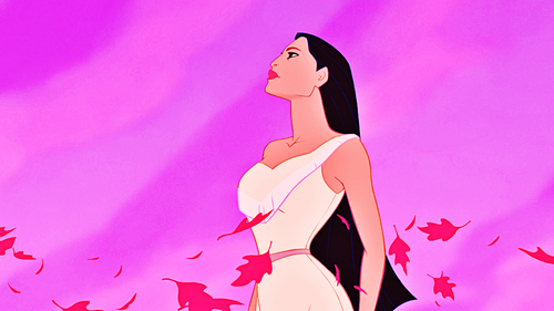 Walt Disney Characters wallpaper entitled Walt Disney Screencaps - Pocahontas