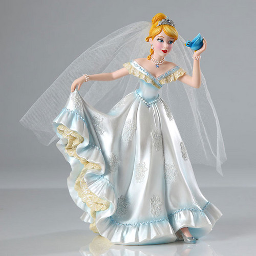 Childhood Animated Movie Heroines پیپر وال titled Walt Disney Showcase - Cinderella - Cinderella Bridal Couture de Force