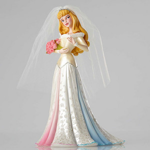 Walt ディズニー Showcase - Sleeping Beauty - Aurora Bridal Couture de Force