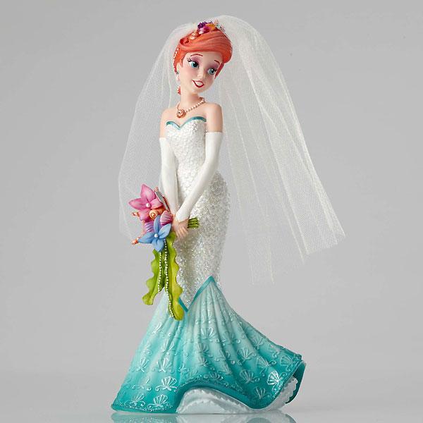 Walt ディズニー Showcase - The Little Mermaid - Ariel Bridal Couture de Force