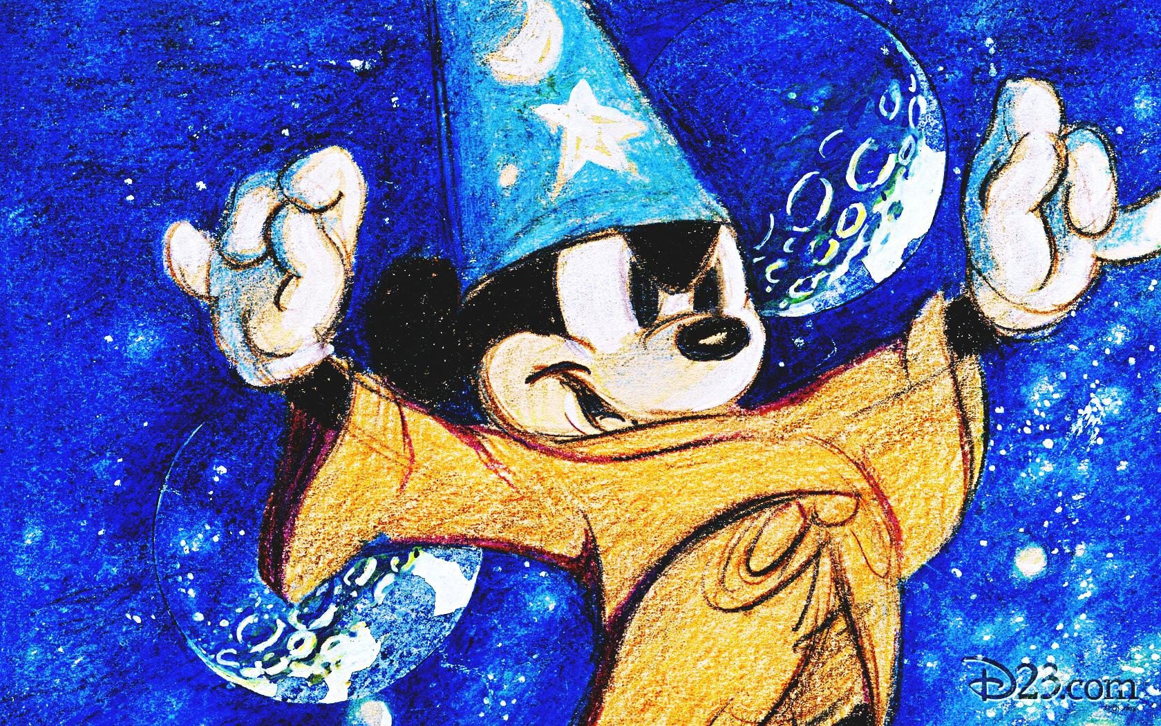 Walt Disney پیپر وال - Mickey ماؤس