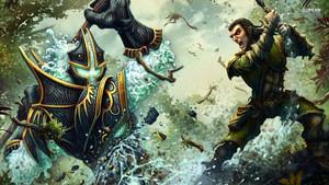 Warrior Battle