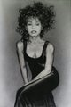 Whitney Houston Drawing - whitney-houston fan art