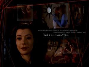 Willow/Tara fondo de pantalla