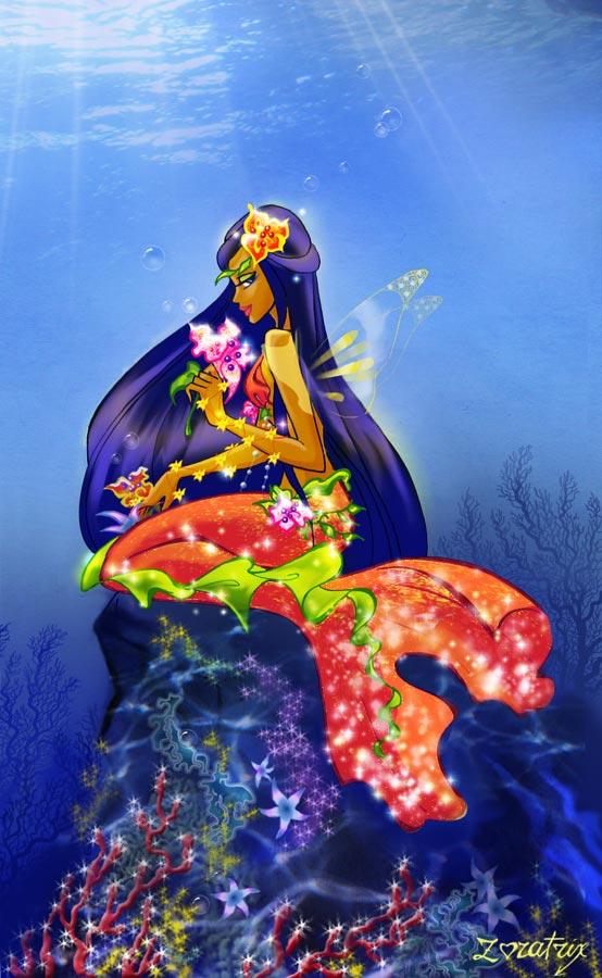 Winx sirene (Kalia)