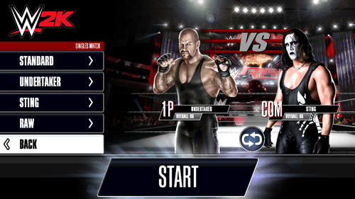 how to turn on background matchmaking wwe 2k15