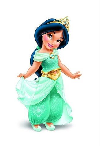 putri disney wallpaper entitled Young melati