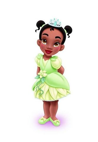 Disney Princess wallpaper titled Young Tiana