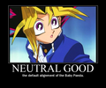 Yugioh Yami Muto NEUTRAL GOOD