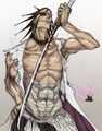 Zaraki kenpachi - bleach-anime photo
