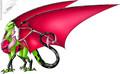 Zim - dragon