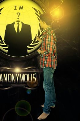 anonymous Фаны