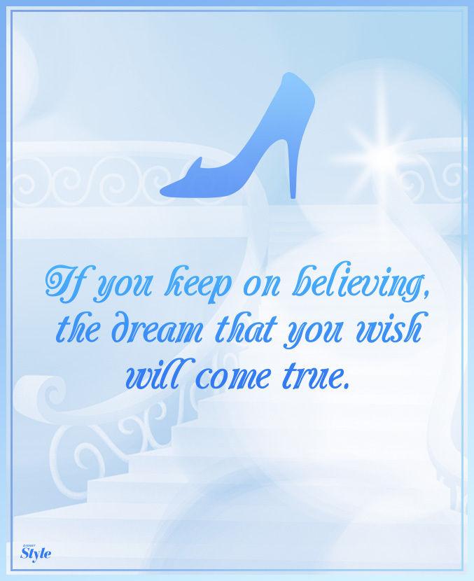 cindrella quote - Cinderella III: A Twist in Time Photo ...
