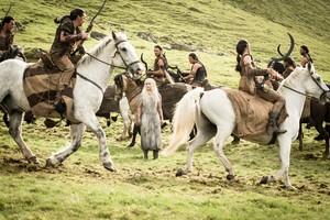dany and dothraki