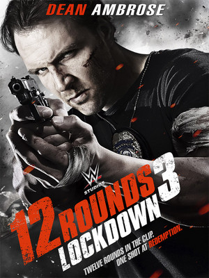 Dean Ambrose Lockdown Movie Poster!!!