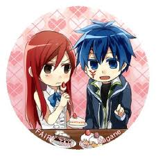 erza and jellal kids