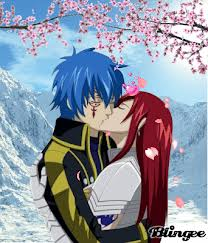 erza and jellal teens