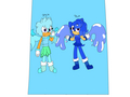 glacia and aqua remastered - sonic-fan-characters fan art