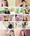 harry hermione friendship