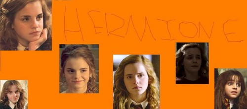 Hermione Granger wallpaper with a portrait entitled heremione photos