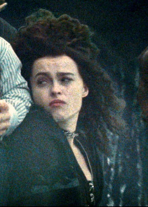 hermione as bellatrix