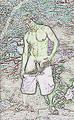 hot naked guy - hot-guys fan art