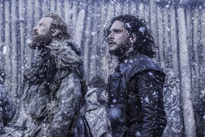 jon and tormund