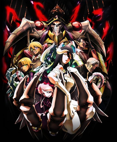 anime achtergrond probably containing anime called overlord