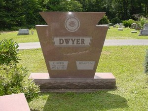 robert budd dwyer grave